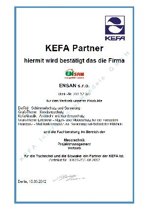 KEFA Partner