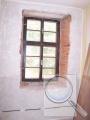 Okno, před vnitřním zateplením